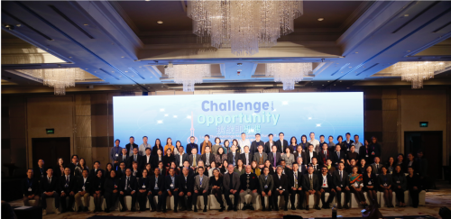 Luenthai Summit 2019 Group Photo
