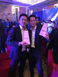 YTI adidas award